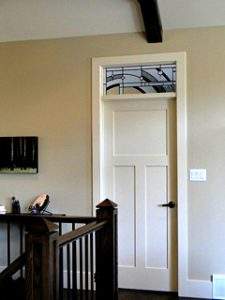 Contemporary Design Interior Transom #2