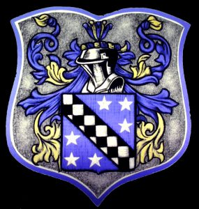 Heraldry piece