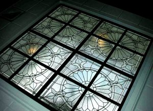 Leaded Ceiling Panels London Hunt Club