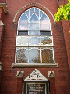 St James Lutheran Elmira