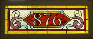 Number Transom