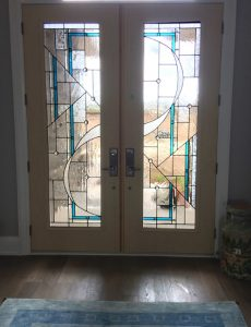 Contemporary Residential Door Panels